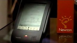 Apple Newton promo video - Your World, Your Newton (1993)