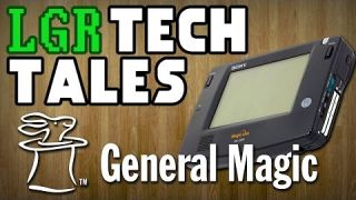 LGR Tech Tales - General Magic: Creating the Cloud