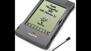 Unboxing the Original Apple Tablet: Newton 2100