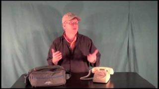 A few retro artifacts- NYNEX bag phone, Apple Newton, e-Mate, iBook & some trivia