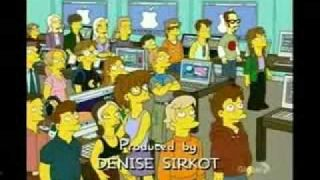 Simpsons Mock Apple-The Simpsons - Mapple Store