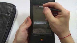 ИТ-музей: первая попытка - Apple Newton MessagePad 120