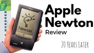 Apple Newton Review - Is it obsolete ?