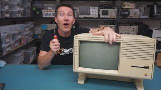 EEVblog #696 - Apple Lisa Retro Computer Teardown