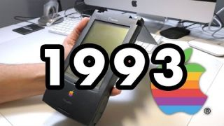 Unboxing 1993 Apple Newton MessagePad 110 - Come funzionava?