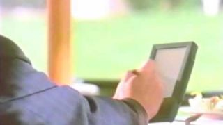 """Apple Newton Commercial - """"Intelligence by Newton"""""""