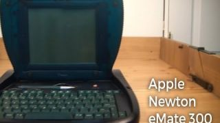 Retro Review: Apple eMate 300 PDA/Laptop Hybrid