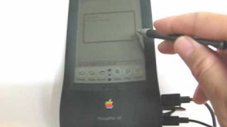Revisiting the Apple Newton While Waiting for the iPod Touch