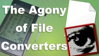 The Agony of File Converters